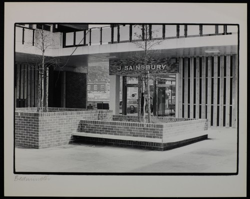 St Catherine's Place - Old Sainsbury's 1